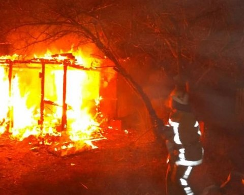 Огненная трагедия: в жутком пожаре под Киевом погибли двое детей