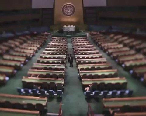 Історичний момент: в ООН прийняли надважливу резолюцію щодо Криму