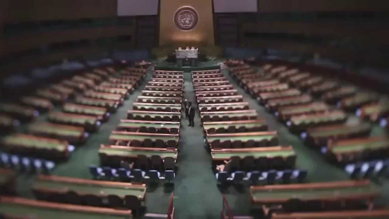 Исторический момент: в ООН приняли важнейшую резолюцию по Крыму