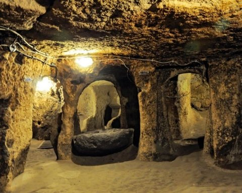 Під Харковом випадково знайшли стародавнє підземне місто: вражаючі кадри