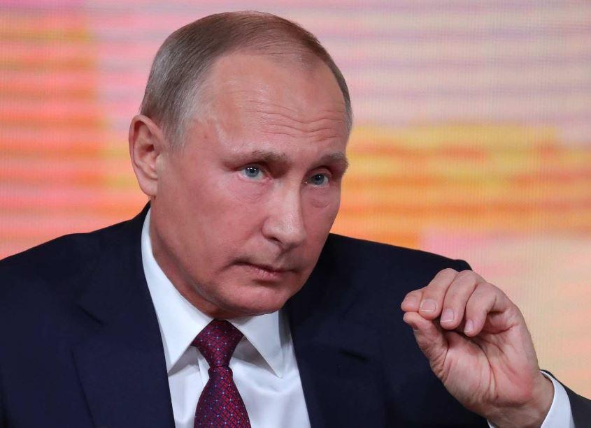 Путін зробив нахабні та тривожні заяви про війну з Україною