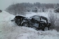 За добу снігопаду загинули 11 осіб: копи озвучили страшну статистику аварій