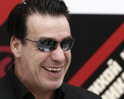 Лідера Rammstein запитали про стосунки зі Світланою Лободою. І ось що він відповів