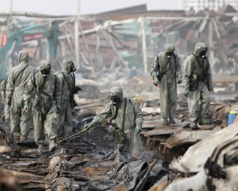 На химическом заводе прогремел взрыв: много погибших и пострадавших