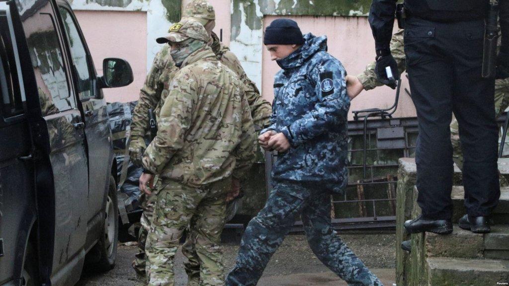 Арешт українських моряків: відкрилися скандальні подробиці про «суддів»