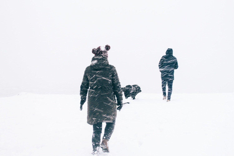 Украина под ударом снежной стихии: спасатели вышли на помощь киевлянам, где можно отогреться