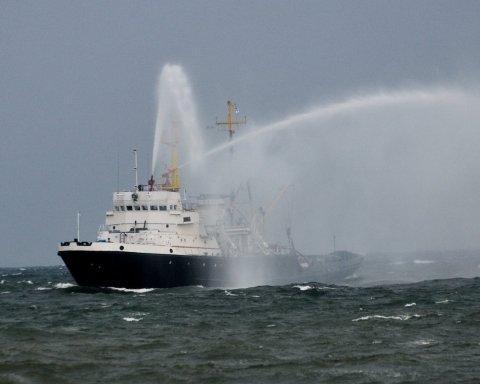 Сутичка в Азовському морі: з'явився цікавий аналіз