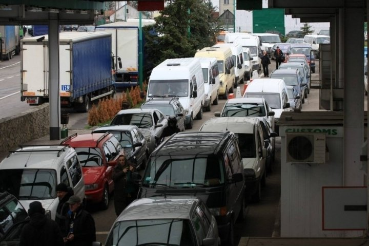 Закони про євробляхи: що відбувається на українському кордоні