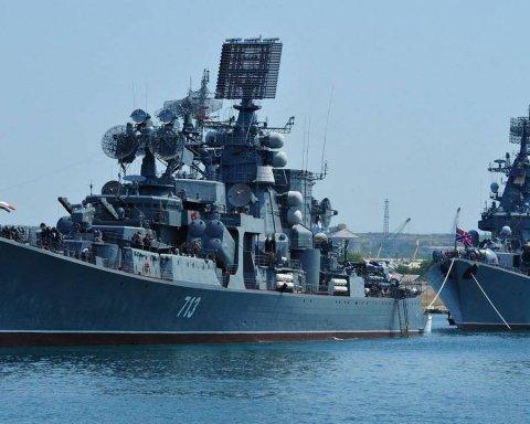 Россия готовится к войне и берет под контроль корабли НАТО, под угрозой три моря
