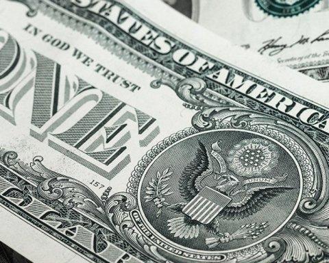 Курс валют в Україні пробив чергову психологічну позначку