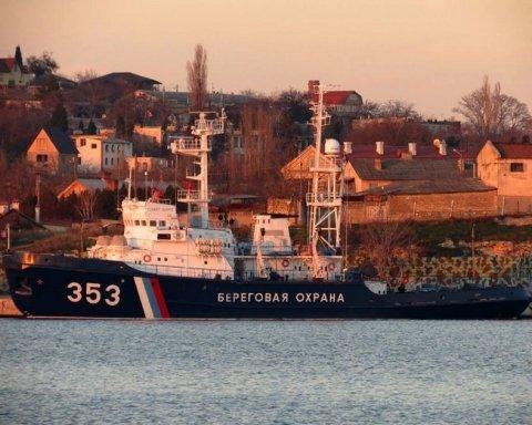 Конфлікт в Азовському морі: стало відомо, що сталося з російським кораблем