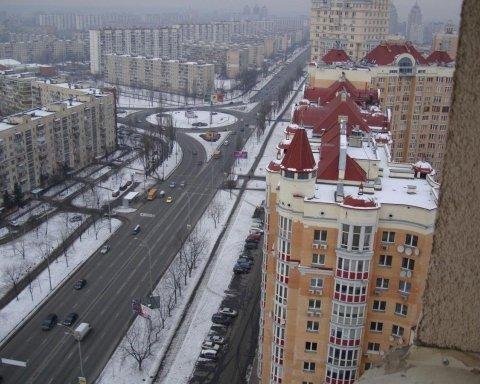 В Киеве угрожают взорвать дом: фото и подробности