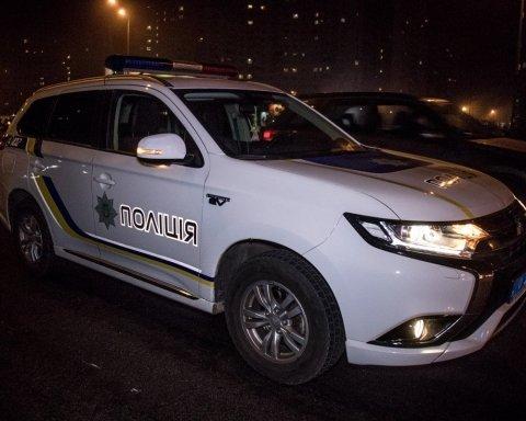 У Києві затримали нахабних і озброєних людей на Range Rover: з'явилися фото та відео
