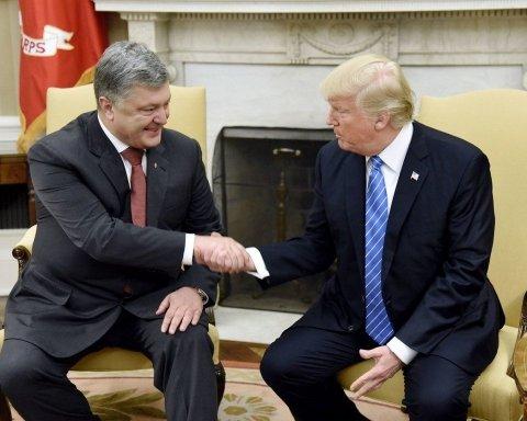 Встреча в Париже: Порошенко рассказал, как вернуть мир на Донбассе и о чем разговаривал с Трампом