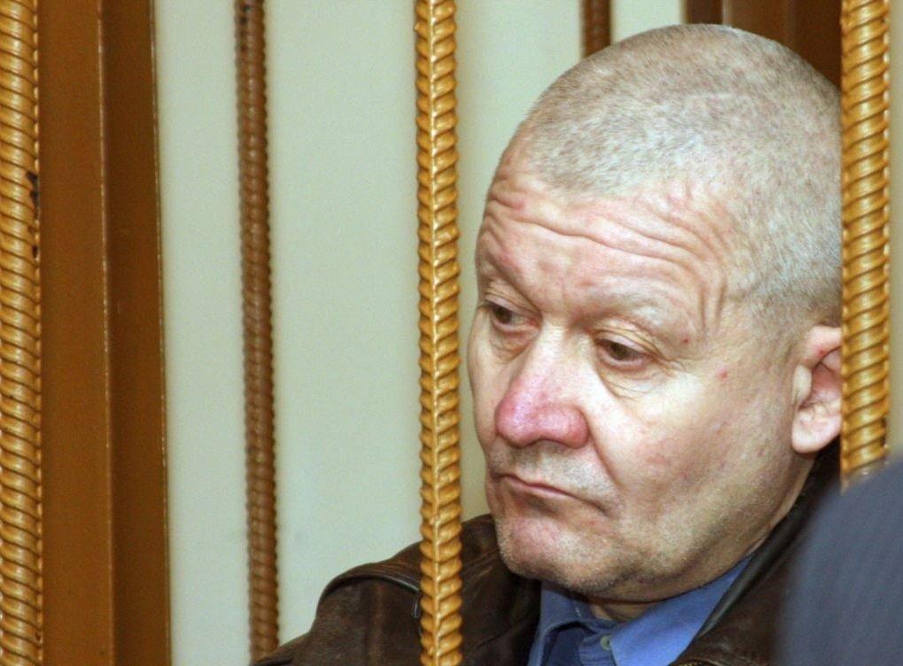 В сети показали, как выглядит могила одного из самых жестоких украинских маньяков