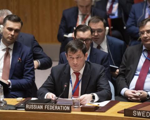 Столкновение возле Керченского пролива: как Россия врала об Украине в ООН