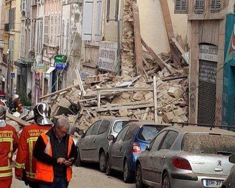 Смертельный обвал жилых домов в Европе: число жертв возросло