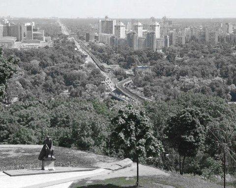 Дитяча могила в центрі Києва: поліція все пояснила