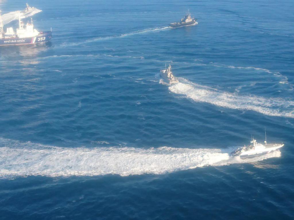 Россия атаковала Украину возле Азовского моря: все подробности, фото и видео