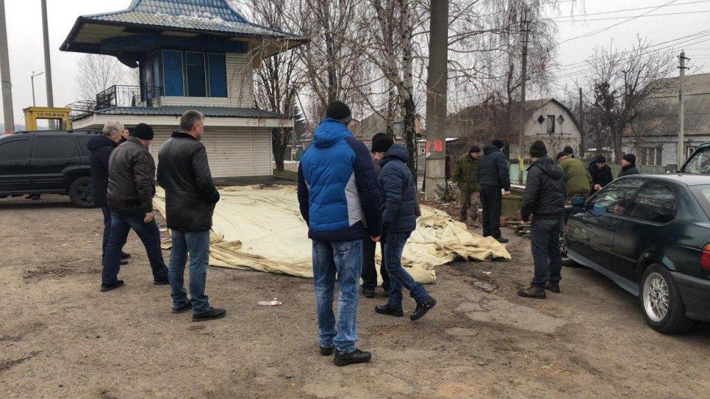 Коммунальный бунт: жители Смелы готовятся перекрыть трассу на Киев
