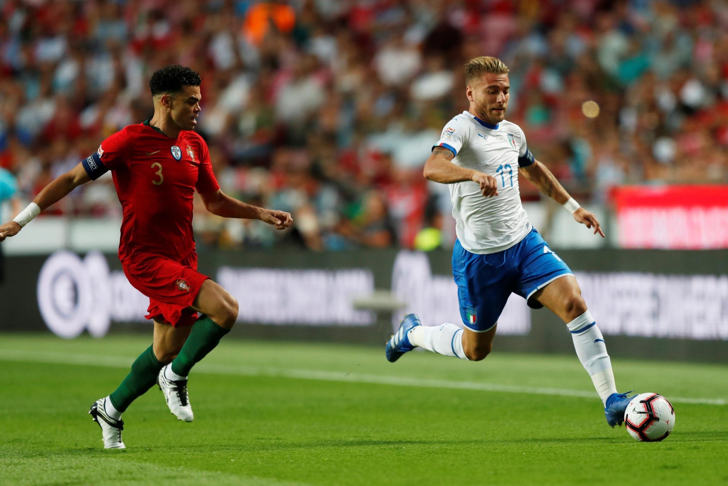 Италия — Португалия: кто что говорил перед матчем Лиги наций