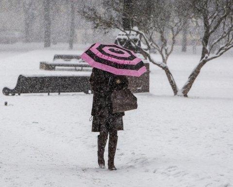Мороз и солнце: стало известно, когда в Украине закончатся снег и дожди