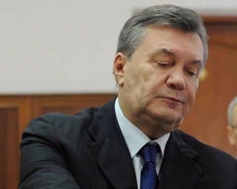 «Бажаючи уникнути відсидки, вирішив відлежатися»: Януковича висміяли після невдалої гри в теніс