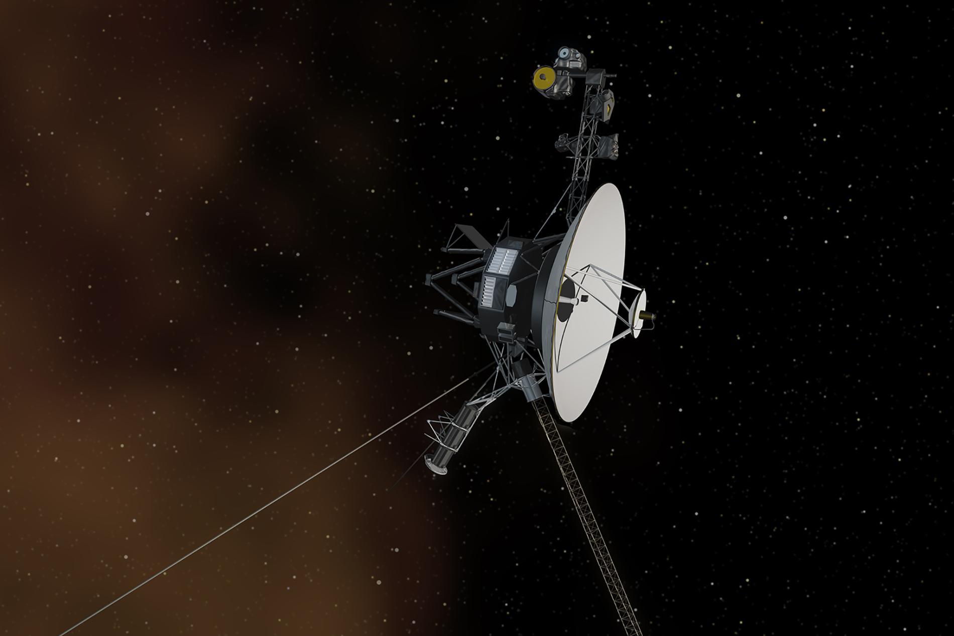 Легендарний зонд Вояджер вийшов у міжзоряний простір: що посилатиме апарат з минулого століття на Землю