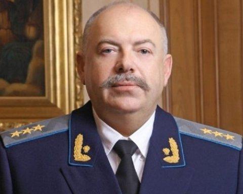 Бывший украинский чиновник насмешил своим внешним видом во время речи о войне: фото