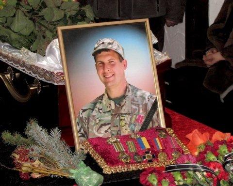 На Донбасі від рук бойовиків загинув командир снайперів: як пройшла церемонія прощання