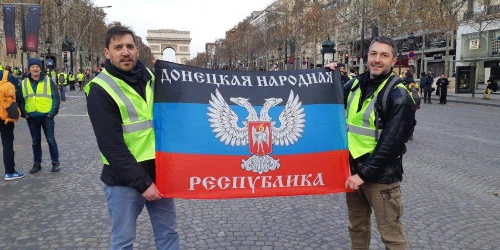 Путін у жовтому жилеті: навіщо Кремль атакував Францію і що далі