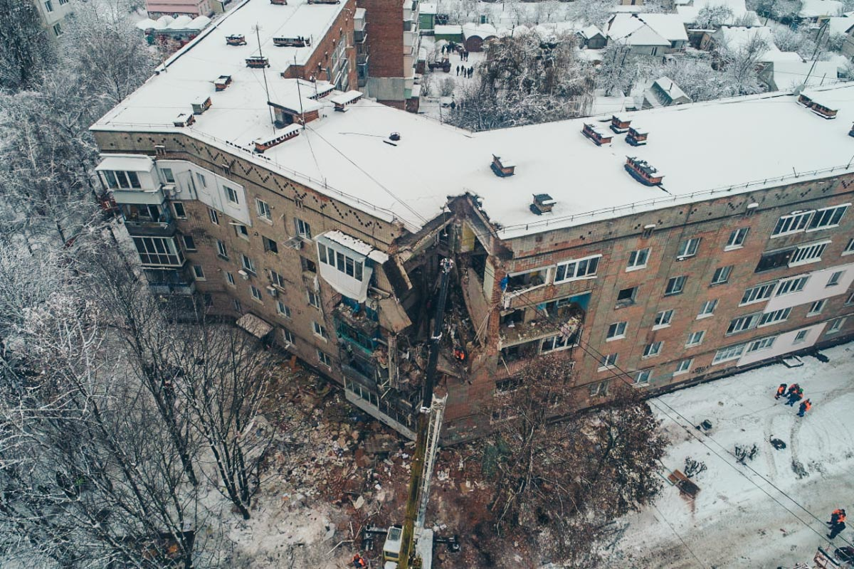 Вибух у Фастові: що відомо про мешканців зруйнованого будинку
