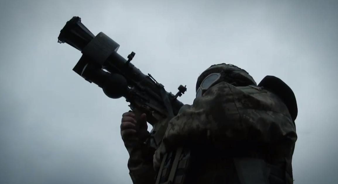 Українські військові показали, як будуть збивати літаки ворога: яскраве відео