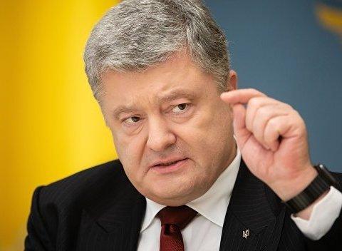 """Порошенко назвав Шарія """"кремлівським ублюдком"""": що сталося"""