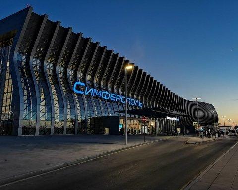 Все дуже погано: раптово закрився головний аеропорт окупованого Криму