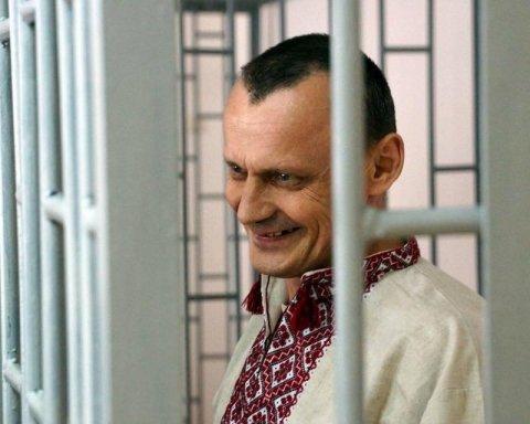 Через тортури: бранець Кремля п'ять років не може побачити рідних