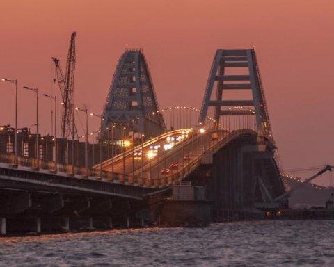 Не буде проблемою: Турчинов назвав умову, за якої буде знищено Керченський міст