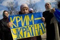 Присвята морякам: в окупованому Криму підняли український прапор