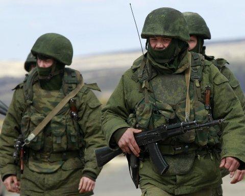 Щоб солдати не з'їли зайвого: на відео показали жадібність російської армії