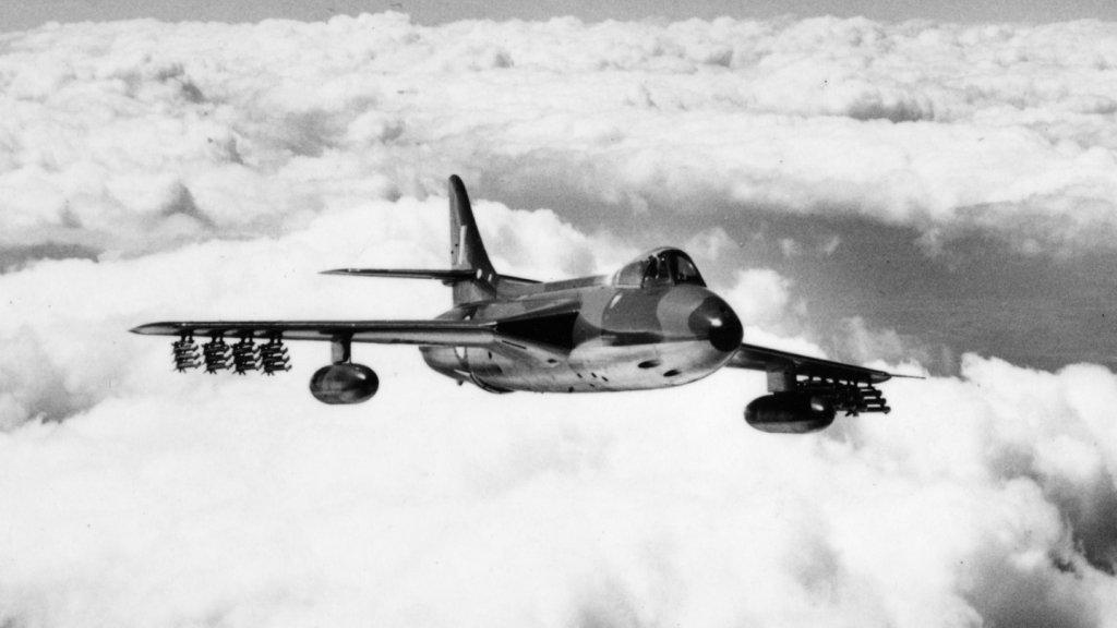 Навчальний винищувач ВПС з цивільним пілотом упав в океан: подробиці