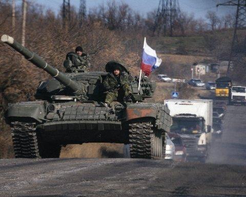 Росія стягує війська до кордону України: опубліковано карту