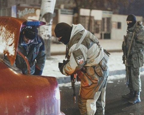 Комендантська година не для всіх: опубліковано фото жахів, які відбуваються у Донецьку