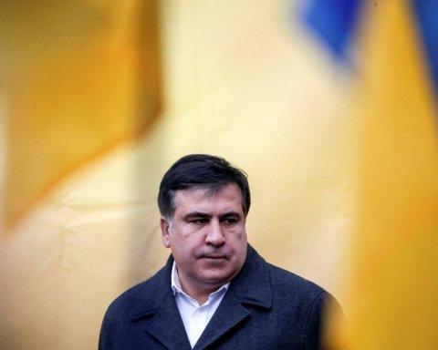 Не пустит не только Порошенко: Саакашвили дали грустный прогноз в Украине