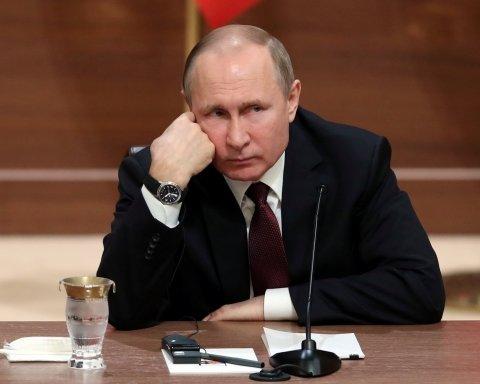 Путину выдвинули требование по войне на Донбассе
