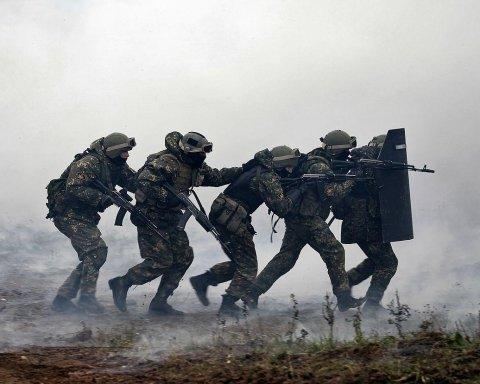 Боевики атаковали бойцов ВСУ на Донбассе и поплатились за это
