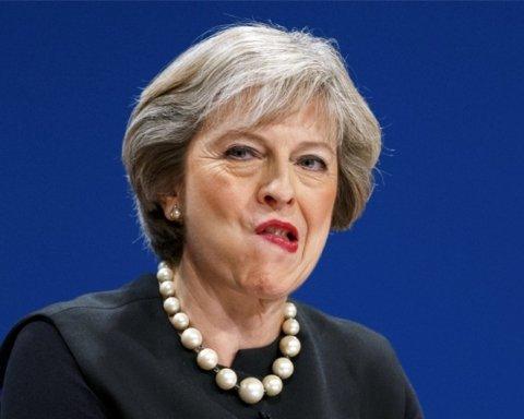 Тереза Мэй отменила заседание, которое решает судьбу Brexit