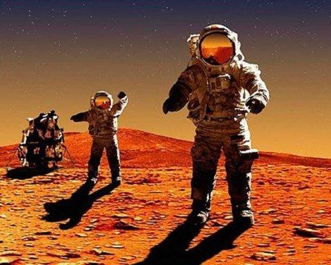 «Это я на Марсе»: на Красной планете сделали первое селфи