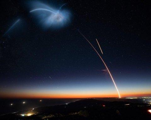 Підкорення космосу: опубліковано найяскравіші запуски ракет 2018 року