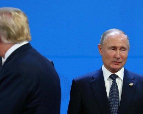 Стало известно, о чем должны были разговаривать Путин и Трамп