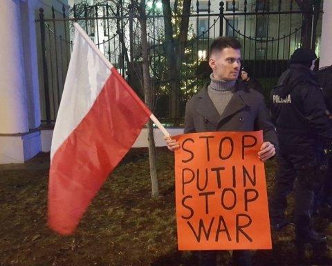 В центре Европы прошла яркая акция в поддержку Сенцова